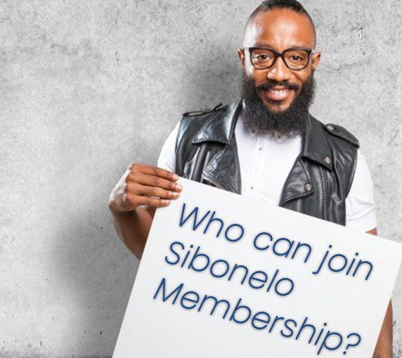Who can join Sibonelo Savings & Credit Co-Operative Society membership