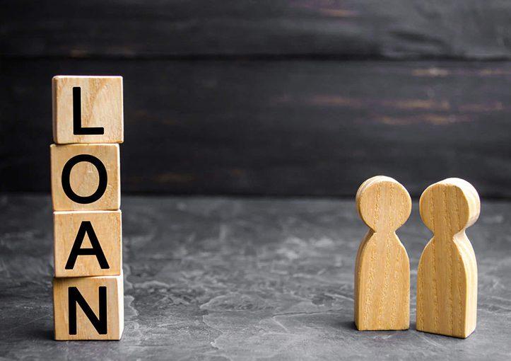 Long-term loans with Sibonelo Savings & Credit Co-ops