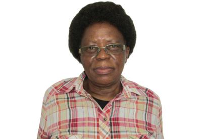 Janet Mnguni at Sibonelo SACCO