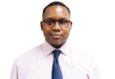 Mxolisi Dlamini at Sibonelo SACCO